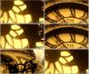 指缝间流逝的时间 复古时钟 回忆过去时光LED屏幕视频素材