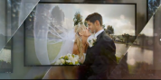 浪漫婚礼相册幻灯片视频相册AE模板