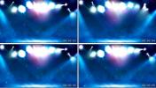 舞台灯光 晚会 婚礼舞台LED背景素材 免费下载