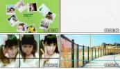 最美的夏日 清晰相册展示图片方格会声会影模板 免费下载