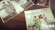 婚礼相册 回忆成长相册 视频素材 照片幻灯片 照片切换AE