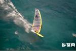 极限运动-海上帆板海上帆板实拍视频极限运动 帆板 大海 阳