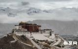 布达拉宫 布达拉宫 佛教 达赖 喇嘛 西藏 旅游 高清实拍视频