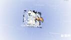建筑电力公司企业标志创意设计动画片头 Construction Logo