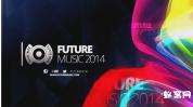 DJVJ现代时尚音乐节派对宣传片 未来的音乐节乐队舞蹈 AE模板