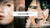 时尚俱乐部音乐舞会 酒吧 音乐节 宣传AE模板 免费下载