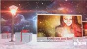 圣诞快乐 2015年圣诞节新一年宣传片 相册魔法平安夜AE模板