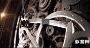 机械三维时间表电视栏目包装工程 时间大气 华谊 AE模板