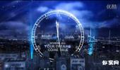 AE模板-现代都市气氛庆祝除夕 2015新年快乐倒计时