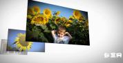 AE模板 简洁照片展示 相册画册展示