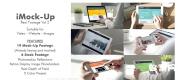 AE模板-真实录像剪辑素材模板包APP网站应用程序包装