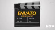 影视包装展示项目 电影排版  AE模板