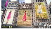 城市-广告建筑项目展示 City - Ads on Buildings AE模板