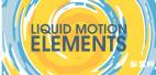 液体运动元素油漆水彩漫画 Liquid Motion Elements AE模板