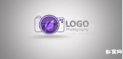 优雅快捷Logo标志动画3款 AE模板 Quick Logo 3 in 1