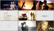 婚礼电子相册婚纱影楼策划师制作AE模免费下载