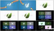 高科技LOGO卡通手臂绘制标志-免费下载hands-logo-revea
