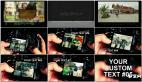 相机摄影师实拍取景拍摄效果模拟 PHOTOGRAPHERae模板