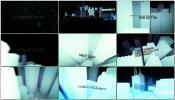 科技数字城市穿梭字幕开场动画 文字动画AE模板免费下载