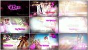 AE模板免费下载唯美浪漫蒙太奇婚礼视频婚礼电子相册