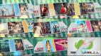 AE模板宣传时尚季节幻灯片设计图片相册 Fashion New Season