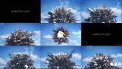科幻科技圆球全球商业城市建筑三维动画展示AE模板 Business Ci