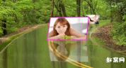 会声会影X8写真相册模板 KTV最美的姑娘唯美写真相册模板