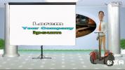 会声会影X8高科技企业产品文案展示宣传模板素材