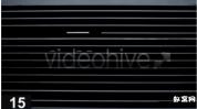 21个电视故障转场视频信号素材免费下载
