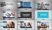 AE模板年会总结企业商务公司业务时间轴演示幻灯片