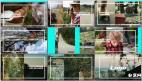 组合式度假旅行摄影展示幻灯片时尚边框字幕文字节目包装