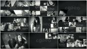 时尚黑白组合幻灯片摄影合集展示九宫格组合 相册Simple Slides