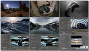 史诗平面摄影照片转换三维景深镜头视差特效模板-p 3维图片