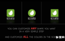 AE模板-物体icon掉落水流液体组成Logo文字 VideoHive Logo Drop