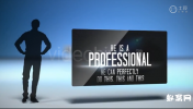 AE模板-人物剪影手推视频展示框商品促销 VideoHive Your Best Produ