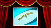 AE模板-红幕舞台幕布相声脱口秀搞笑卡通节目 VideoHive Theatre F
