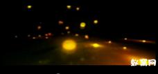 高清汤池印象黄色粒子片头edius模板
