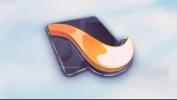 AE模板-反射质感公司企业优雅3D Logo挤出 Glossy 3D Corporate Logo
