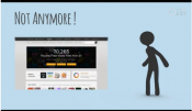AE模板-卡通MG文字动画火柴人商品网站介绍促销 Stickman Promotio