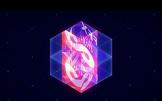 AE模板-科技几何等差方块立体多边形游戏Logo展示 Isometric Logo