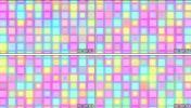 LED 方格 LED视频 舞台 动感 VJ素材 节奏 背景 矩阵 九宫格 卡