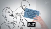 AE模板-产品宣传自我介绍手势动画开场+背景音乐 Promote Your Se