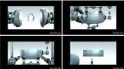 好莱坞工作室片头之机械版 科技 工业公司片头会声会影模板