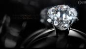 AE模板-广告设计梦幻背景时尚奢华奢侈品钻石手表展示 Luxury