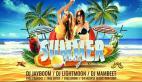 AE模板-夏天海滩DJ聚夏天海边派对会定版 Summer Party