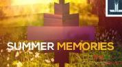 E模板-折叠翻转图片幻灯片展示开场片头 Summer Memories – Fast O