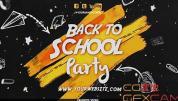 AE模板-手绘铅笔元素学生学校活动片头包装 Back 2 School Event
