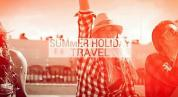 AE模板-户外节目夏日旅游度假照片视频展示片头 Summer Holiday T