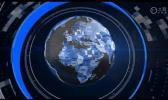 AE模板-国际新闻科技感地球财经体育栏目包装片头 News opener