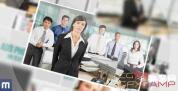 AE模板-企业公司项目活动总结图片展示 Business Show – Clean Pres